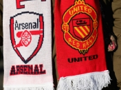 Manchester United 1 - 0 Arsenal / Premier League - Fecha 13