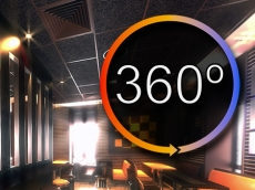 Realidad Virtual Interior Restaurante 360º
