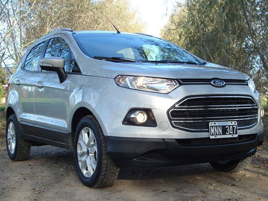 test ford ecosport 2 0 titanium taringa. Black Bedroom Furniture Sets. Home Design Ideas