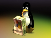 Wallpapers de los pinguinos de linux