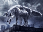 [Photoshop] Efecto increible en un lobo