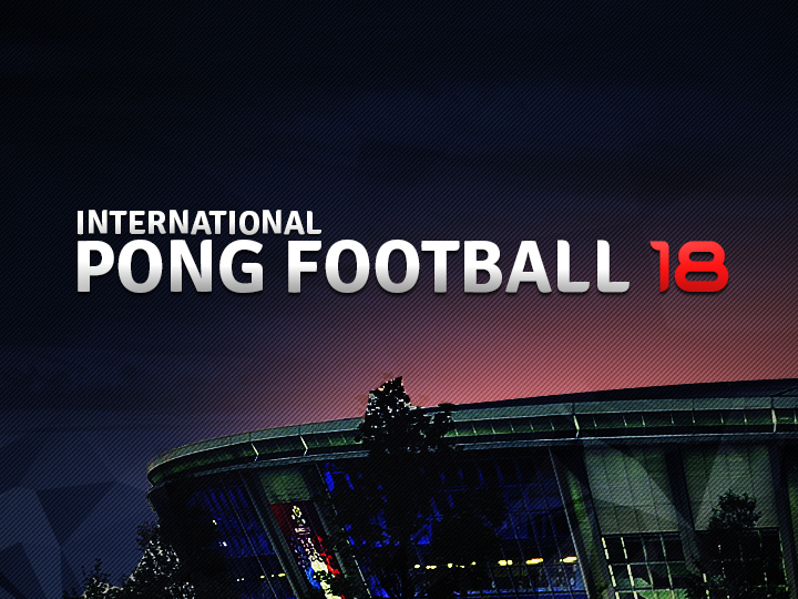 Hice un juego y te lo muestro international pong football for Te international