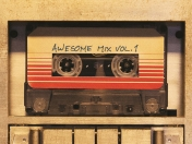 Guardians of the Galaxy: Awesome Mix vol 1 y vol 2