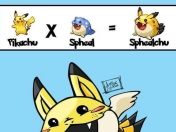 Fusiones Pokemon