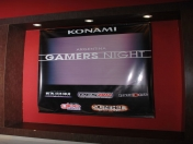Konami Gamers Night Argentina 2011