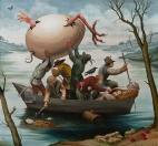 Mike Davis (Pinturas surrealistas)