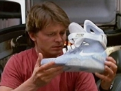 Rematan zapatillas de Marty McFly