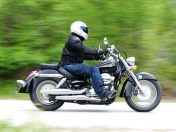 Honda Shadow -La chopper de Honda-