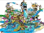 Cartoon Network prepara un parque de diversiones acuático