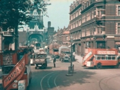 Fotos de Londres a color (1925)