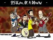 System Of a Down  (Megapost)