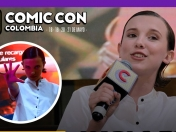 Entrevista con Millie Bobby Brown / Stranger things