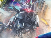 Nuevo poster The Amazing Spiderman 2 revela a Rhino y al Due