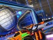 Steam/PS4/XBOX/Switch: Rocket League. WWE items free!