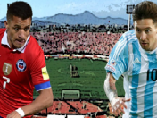Chile vs Argentina por las Eliminatorias a Rusia 2018
