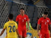 Con arbitraje neutral Chile pierde 3-2 con Rumania