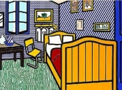 Roy  Lichtenstein Pop art (1923-1997)
