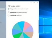 Aprende a usar los filtros de color de la Windows 10 April