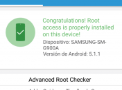 Como hacer root S5 at&t g900a 5.1.1