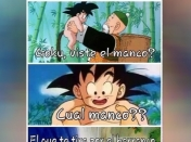 Chistes de dragon ball