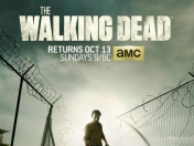Temporada 4 de The Walking Dead marca récord de audiencia