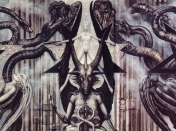 H R Giger: Surrealismo Illuminati