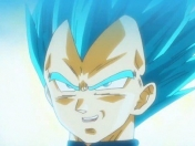Te dibujo a vegeta ssjblue mejor que toei animation