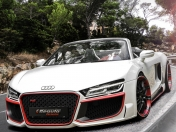 Audi R8 V10 Spyder by Regula Tuning 2014