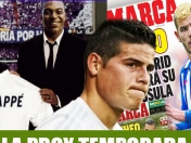 James Rodriguez se va del Real Madrid (exclusivo)