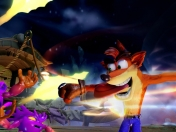 E3 la trilogia de Crash Bandicoot llegara PS4 remasterizada
