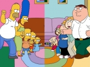 ¿Los Simpsoms o Family Guy?