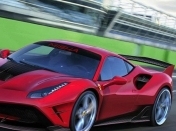 Ferrari 488 GTB modificado por Misha Design