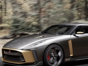 Nissan GT-R50 by Italdesign 2018
