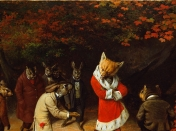 William Holbrook Beard Pintor de Animales