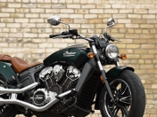 Indian Scout 2018 para los amantes de las motos custom