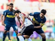 River 1-2 Boca: Superliga Argentina