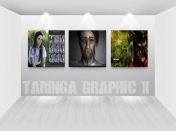 Taringa graphic X: Post final!