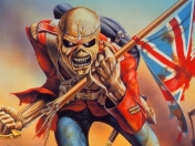 Temazo de Iron Maiden: The Trooper (versión propia)