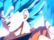 Goku y Vegeta se muestran en Dragon Ball FighterZ