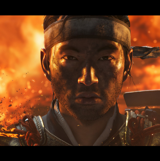 juego que promete demasiado Ghost of Tsushima gameplay :o