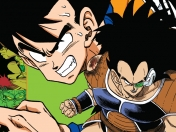 Dragon Ball Z manga 5 full color: Una fuerza inesperada