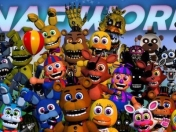Five Nights At Freddys World Llegará a Steam Este Febrero