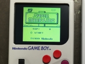 Gameboy modificado para correr emuladores