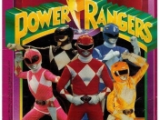 Album de figuritas Power Rangers