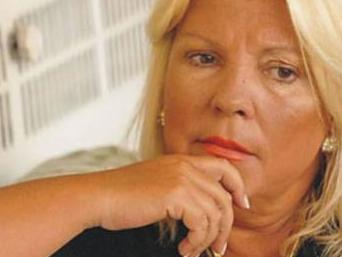 Carrió demandará a Gils Carbó y a Alak por abuso de autor published in Noticias