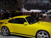 Ruf Crt Yellow Bird 2017: rinde homenaje con 710cv y 880nm