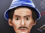 mi dibujo de don ramon (Photoshop)
