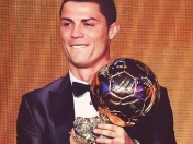 Balon de Oro 2013 CR7