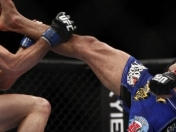 "Impactantes fotos de ""Head Kick"" en las MMA"