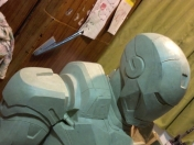 proceso de mi iron man mark 7